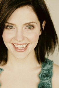 Actress Jen Lilley is a long-time supporter of Innocent Justice.