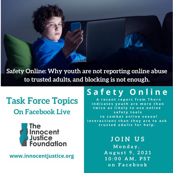 Safety Online 8-9-2021